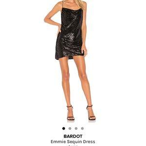 NWT Bardot Emmie Sequin Dress